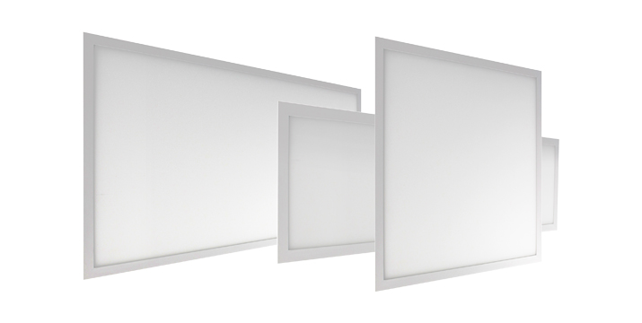 LED Panels in different sizes